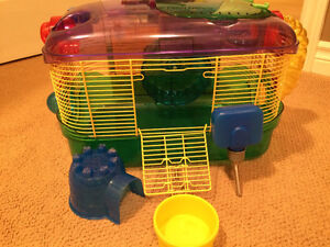 Hamster cages /  small rodent cages