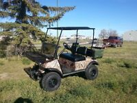 Golf carts on sale for BLACK FRIDAY!!!