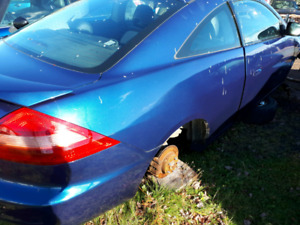 PARTING OUT ONLY  2005 HONDA ACCORD