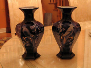 Antique Blythe Vases- Come in a PAIR (2)