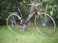 Mint condition Raleigh misty road city bike bicycle