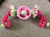 Elc car seat toy