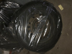 Steel rims for honda odyssey 2008