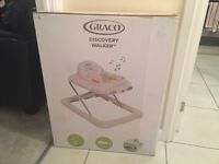 Graco Discovery Walker (nearly new)
