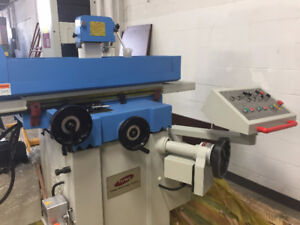 """full automatic hydraulic driven surface grinder 8""""x20"""" table"""