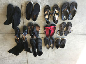 $5 ANY PAIR - Size 8 - shoes boots sandals - Nike runners $40 ea