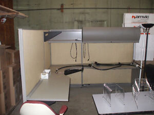 Cubical Office Desk