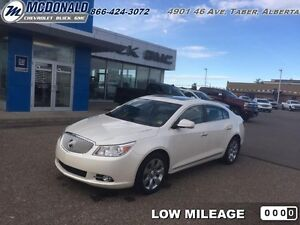 2010 Buick LaCrosse CXL   LOW MILEAGE! ALL WHEEL DRIVE! LOADED!