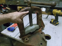 Unstick my pipe vice (PROBLEM SOLVED - sort of)