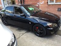 Lexus IS 200 auto mint car spent £1000 recently