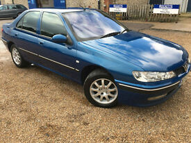 2003 '52' Peugeot 406 HDi. Diesel. Manual. Family Saloon Car. Px Swap