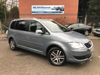2009 Volkswagen Touran 2.0 TDI SE MPV 5dr Diesel Manual (7 Seats) (159