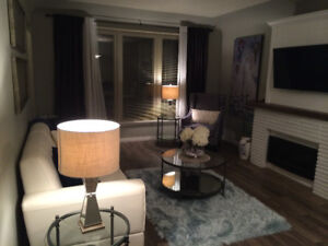 Four bedroom furnished home,  available Oct 1st