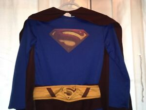 Costume d'halloween Superman