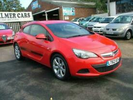 image for 2012 Vauxhall Astra GTC 1.4T 16V Sport (s/s) 3dr Coupe Petrol Manual
