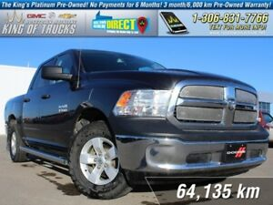 2015 Ram 1500 ST Low KM | Excellent Tires