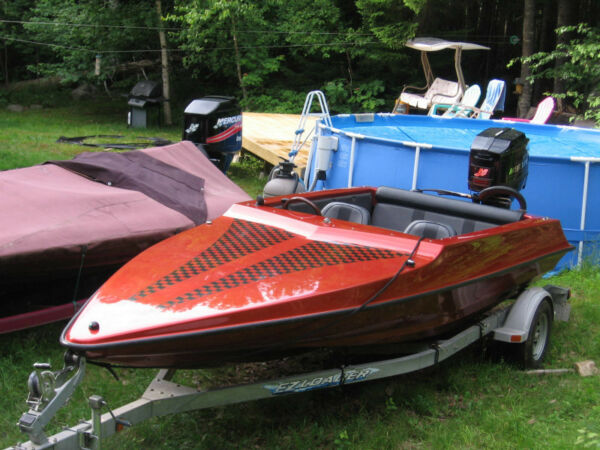 Used 1987 Other Hydrostream Vegas XT Tunnel Hull