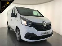 2015 65 RENAULT TRAFIC SL27 BUSINESS + DCI 1 OWNER SERVICE HISTORY FINANCE PX