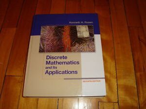 [Perfect] Discrete Mathematics and Its Applications - Kenneth