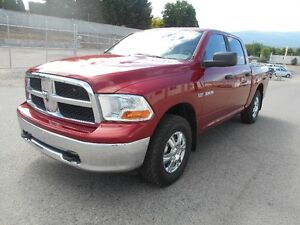 2009 Dodge Power Ram 1500 Crew Cab Auto 4x4 Pickup Truck