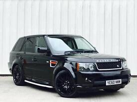 2010 Range Rover Sport 3.0TD V6 HSE + 2012 STYLING PX SWAP FINANCE AVAILABLE