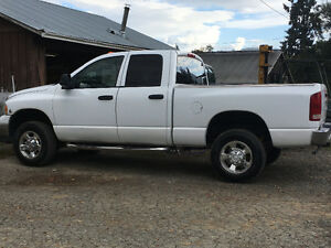 2003 Dodge Power Ram 3500 Slt Pickup Truck