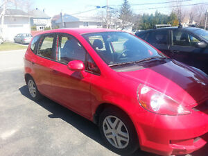 2008 Honda Fit Bicorps