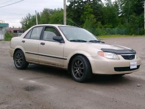 Mazda proteve 2001.