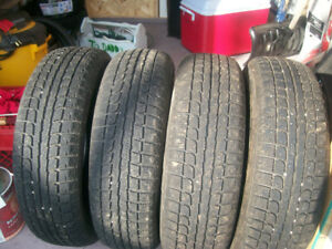 Winter Tires (175/70/14)