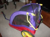 Little Tykes Bike trailer/jogger/stroller