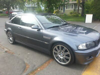 2003 BMW M3 Coupe (2 door)