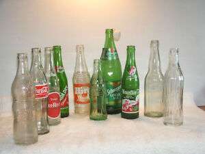 NEW LOW PRICE  Vintage Bottle Collection
