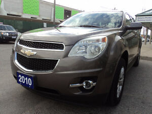 2010 Chevrolet Equinox 2LT/CARPROOF CLEAN/1 OWNER SUV