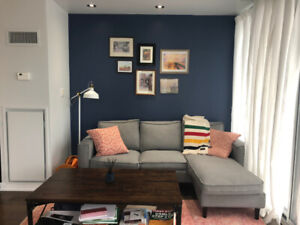 TORONTO FINANCIAL DISTRICT 2BR+2WR CONDO LOOKING FOR A ROOMMATE