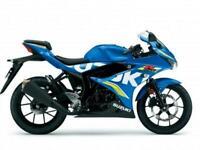 Suzuki GSX-R125 GP 2021