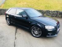 2010 Audi A3 2.0 TDI Black Edition 3dr