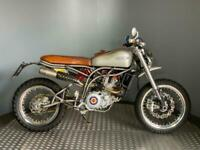 New Unused CCM Spitfire Scrambler 2018 with 0 miles