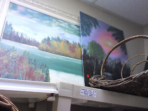 Original Paintings in HEARTBEAT Thrift Store, BayView Mall Belleville Belleville Area image 3