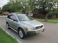 2004 Volvo XC90 SPORT PACKAGE SUV 7 Seats