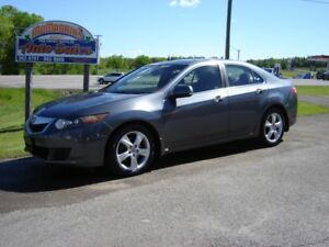 2009 ACURA TSX***SUNROOF***HEATED SEATS***ONLY 124000KM***
