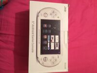 Brand new android portable game console