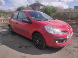 💥2009 RENAULT CLIO 1.2 💥 MOT JANUARY 2022 💥 £1050