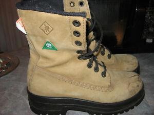 Terra Slider steel toe boots