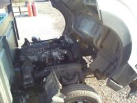 Nissan cabstar engine yd25 td dci 2.5 for spares