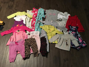 Baby girl size 6M