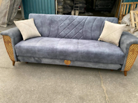 Turkish sofa beds with storage available in stock