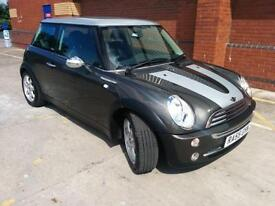 Mini Cooper Park Lane. LEATHER. CLIMATE. SH. CD. EW. EM. RCL. WARRANTY.