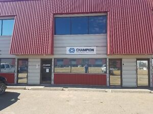 1,250 SQFT OF OFFICE/WAREHOUSE IN NISKU FOR LEASE