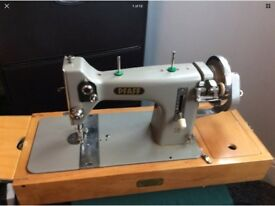Vintage PFAFF 16 Hand crank 1960's Sewing Machine