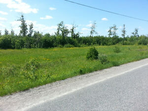 COUNTRYSIDE BUILDING LOT FOR SALE IN CHARLTON, ONTARIO